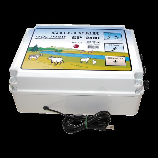 Električni pastir Guliver GP 200