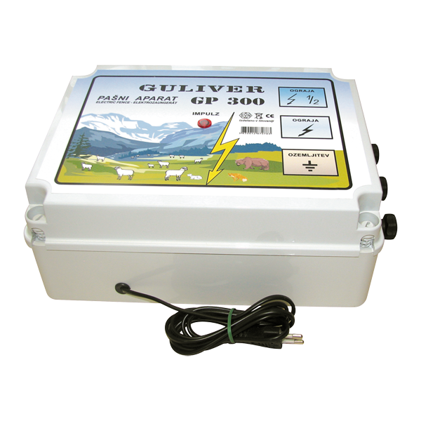 Električni pastir Guliver GP 300
