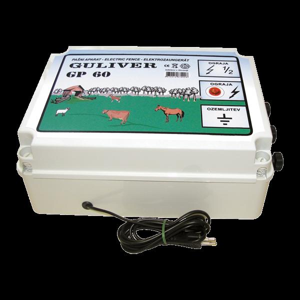 Električni pastir Guliver GP 60