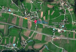 Lokacija G-map