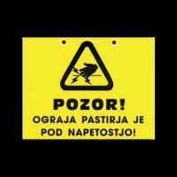 Opozorilna tablica